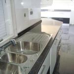 Cozinha em Granito Preto Impala