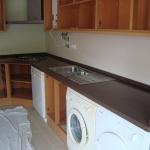 Cozinha em quartz Silestone Gedatsu