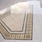 Chão em Vários Marmores